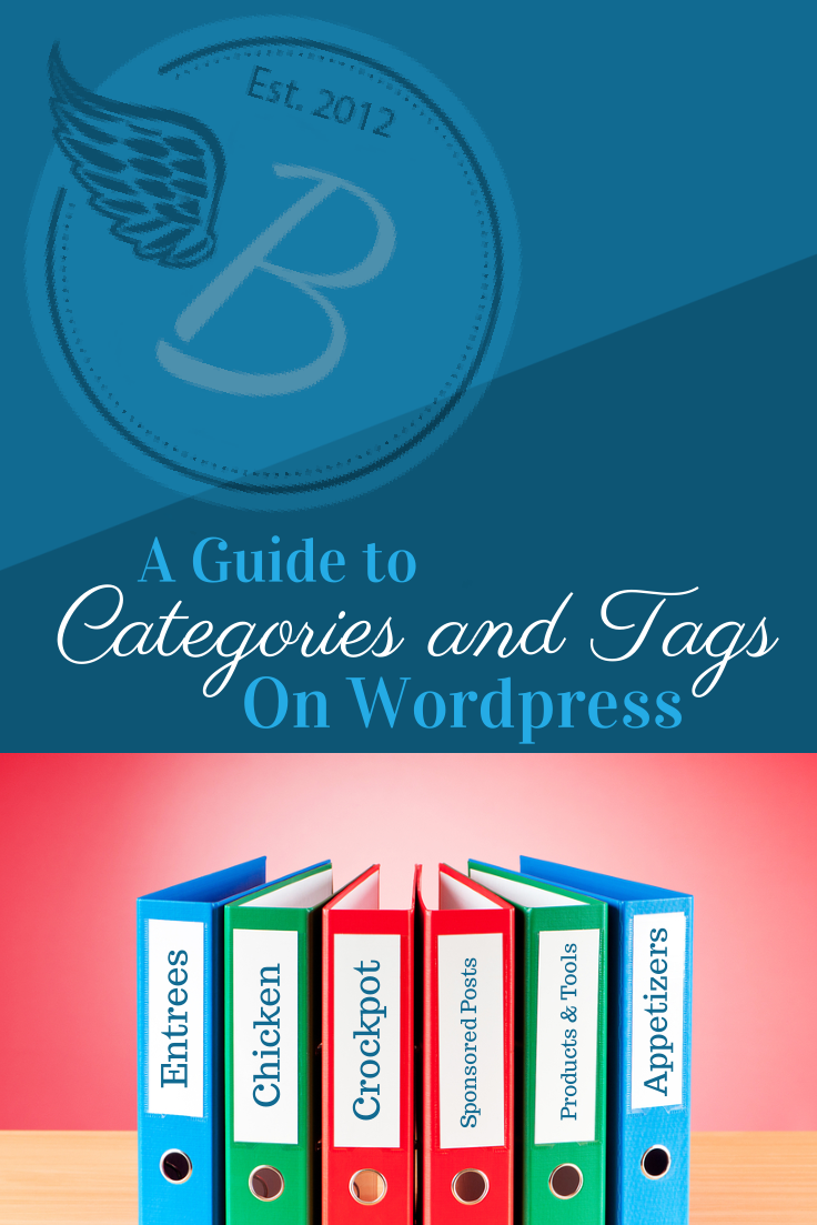 how to create categories in wp