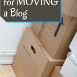 Moving a Blog Checklist