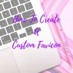 How To Create A Custom Favicon